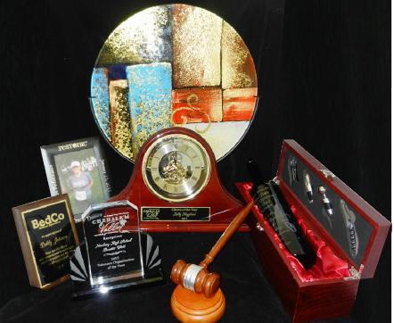 Cascade Laser Engraving Awards