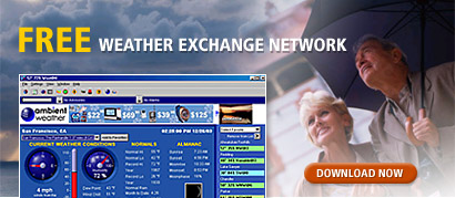 Download Free Weather Exchange Network