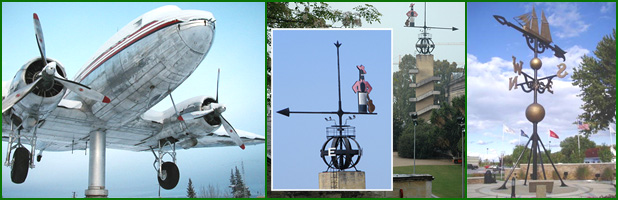 Largest Weathervanes