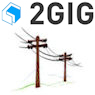 2GIG Discount Phone Line Alarm Monitoring Service