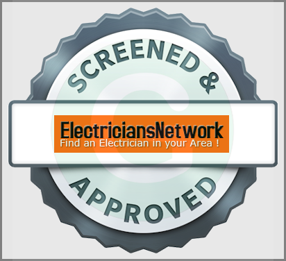 Search ElectriciansNetwork for an Electrician.