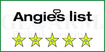 GeoArm's Angies List Alarm Monitoring Customer Reviews
