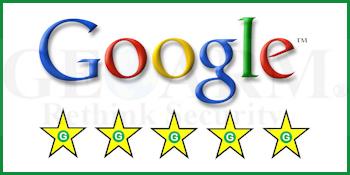 GeoArm's Google Plus Alarm Monitoring Customer Reviews