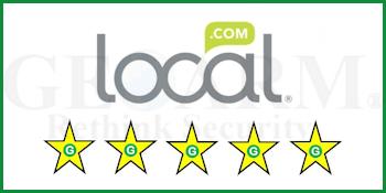 GeoArm's Local.com Alarm Monitoring Customer Reviews
