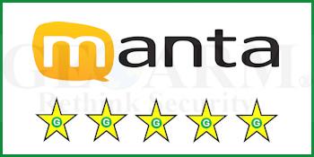 GeoArm's Manta Alarm Monitoring Customer Reviews