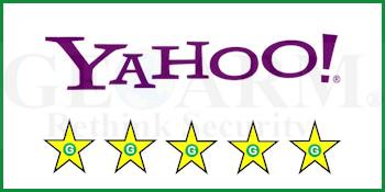 GeoArm's Yahoo Alarm Monitoring Customer Reviews