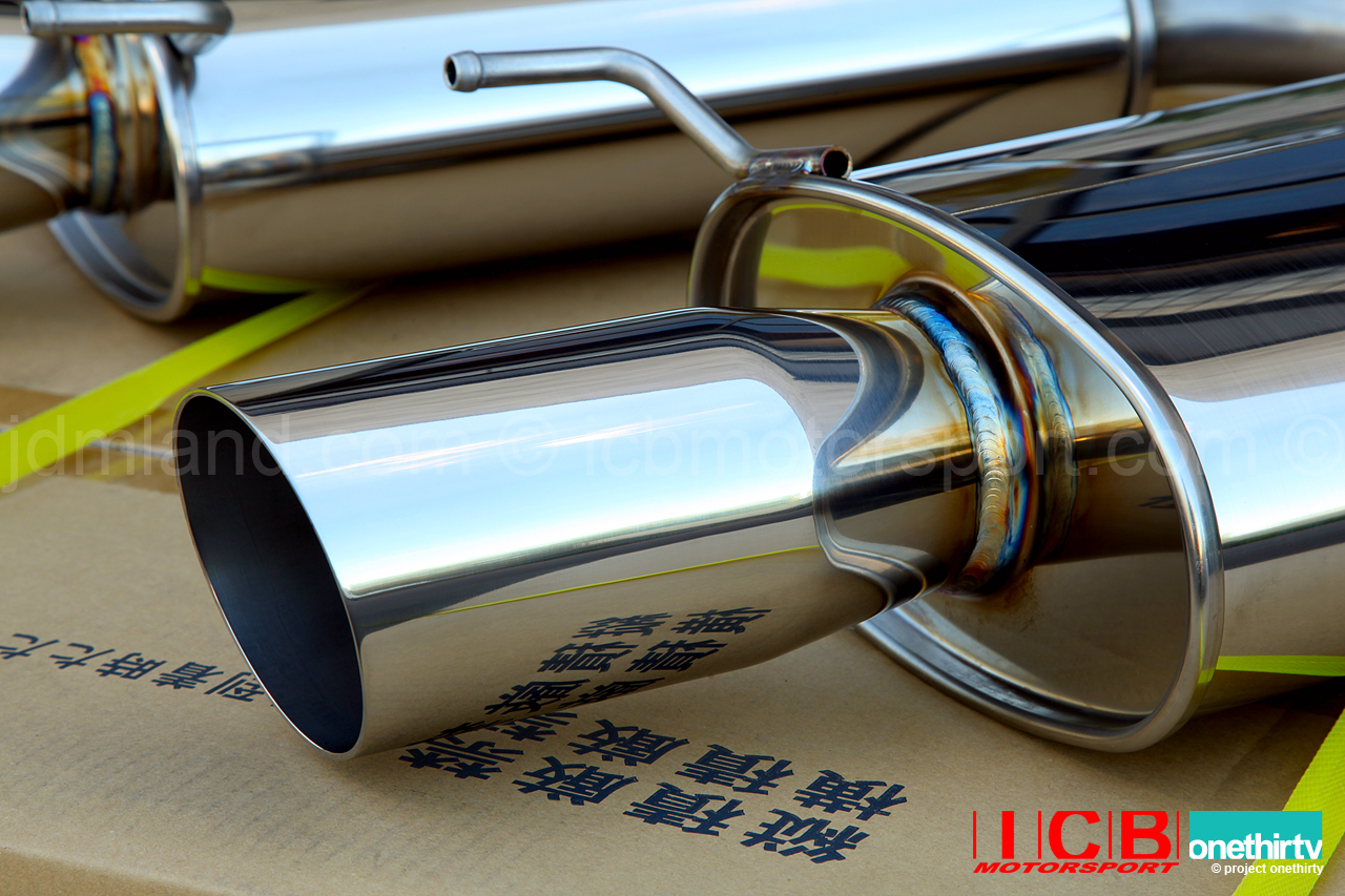 Honda Accord Sport For Sale >> NEW Fujitsubo Legalis R Exhaust JDM/USDM Acura CL9 TSX ...