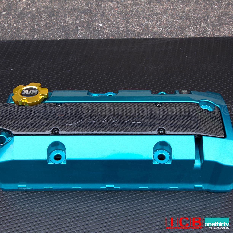 Icb Japan Jblood F20 F22c S2000 Ap1 Ap2 Twill Carbon