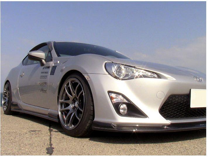 Toyota Ft 86 >> J Blood Front Lip Spoiler FRP Carbon Toyota FT86 Scion FRS Subaru BRZ