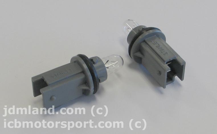 JDM_EK9_DC2_EG6_Side_Marker_Sockets rare jdm integra itr dc2 clear side markers