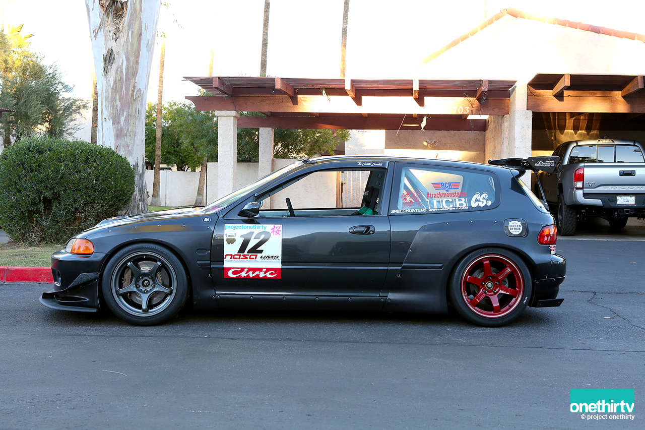 Pandem/Rocket Bunny Full Wide Body Aero Kit - Honda Civic ...