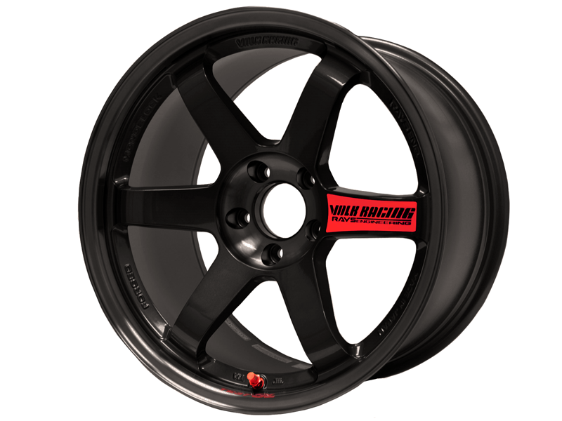 Rays Volk Racing Te37sl Limited Edition Super Lap Wheels