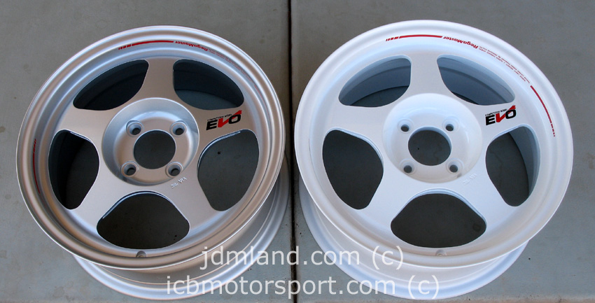 final version desmond regamaster evo silver 15 u0026quot  4x100 new