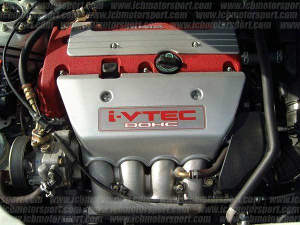 JDM Integra DC Type R Intake Manifold UP KA - Acura rsx intake