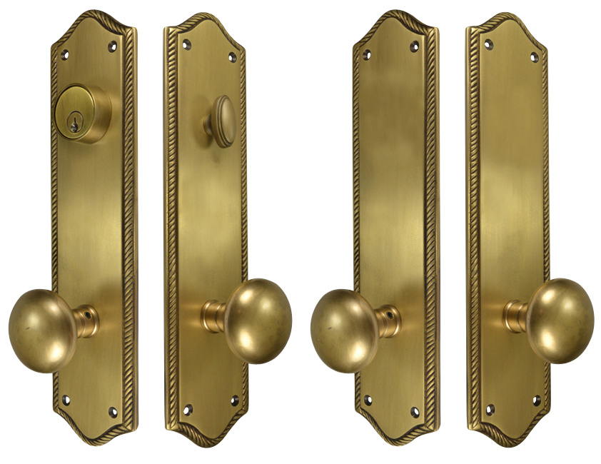 Entryway & Front Door Knobs - LookInTheAttic