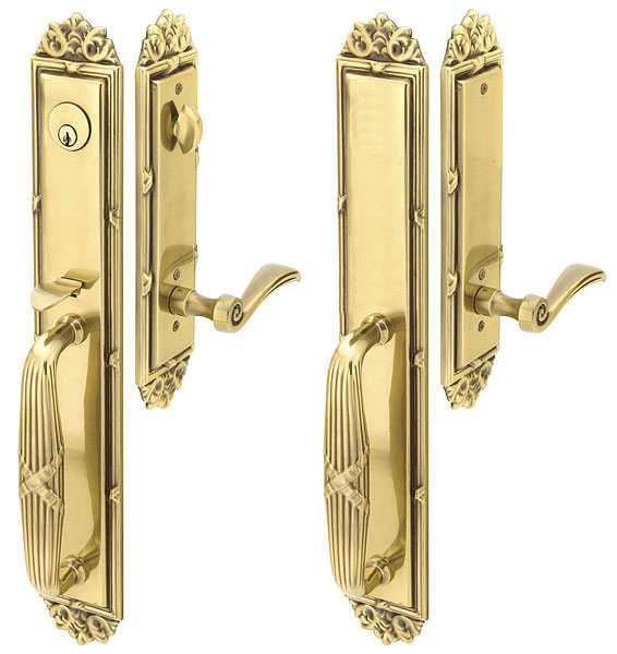 Antique Hardware Front Door Hardware