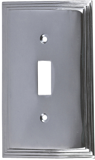 Colonial Style Switch Plate