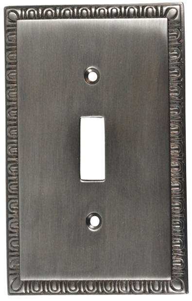 Egg & Dart Style Switch Plate