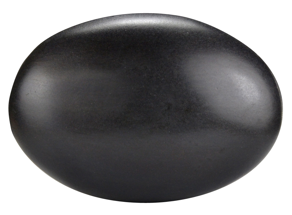 1 1/2 Inch Heavy Traditional Solid Brass Egg Cabinet Knob (Oil Rubbed Bronze Finish)