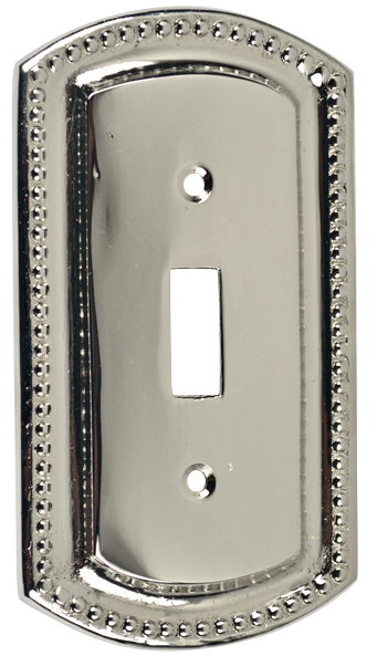 Beaded Style Switch Plate