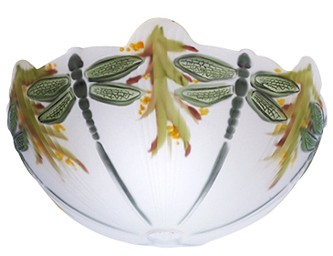 Glass Dragonfly Light Shade