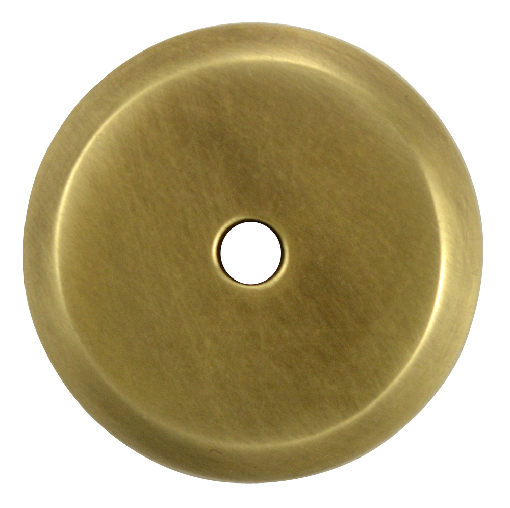 Traditional Knob Back Plate