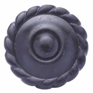 Georgian Furniture Hardware - Oil Rubbed Knob