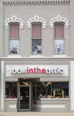 PHOTO OF 110 WEST MICHIGAN AVENUE STOREFRONT