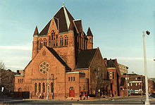 Romanesque Richardson Architecture