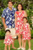 Classic Hibiscus Matching Family
