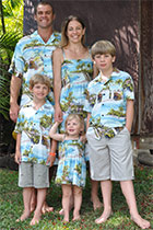 matching outfits made in hawaii men s women s kids clothing