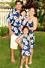 White Hibiscus Fern Matching Family