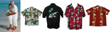 Tropical, Polynesian topical prints