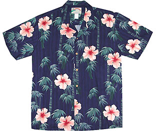 Bamboo Hawaiian Shirt