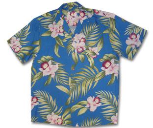 Pacific Orchid Hawaiian Shirt