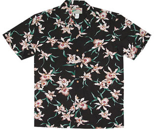 c902189e Star Orchid Men's Tom Selleck Magnum PI Shirt