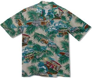 Woodie Men's Paradise Found Shirt