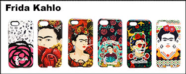 Frida Kahlo Official Phone Case for iPhone and Samsung