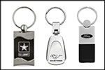Official Licensed Car Brand Keychain and Lanyard