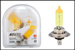 Nokya Hyper Yellow Car Light Bulb