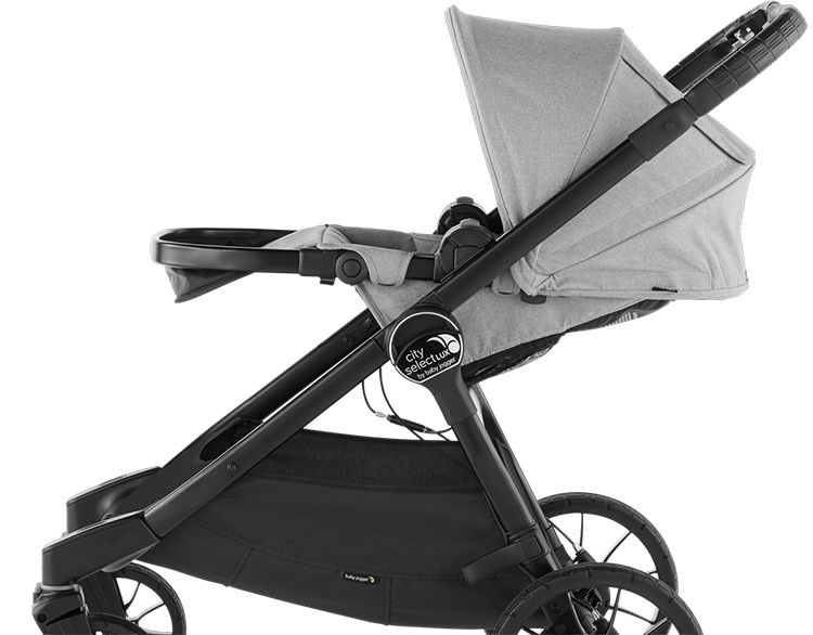New Baby Jogger City Select Lux Double Stroller Free Shipping
