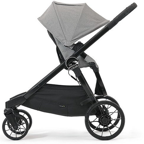 New Baby Jogger City Select Lux Double Stroller Free
