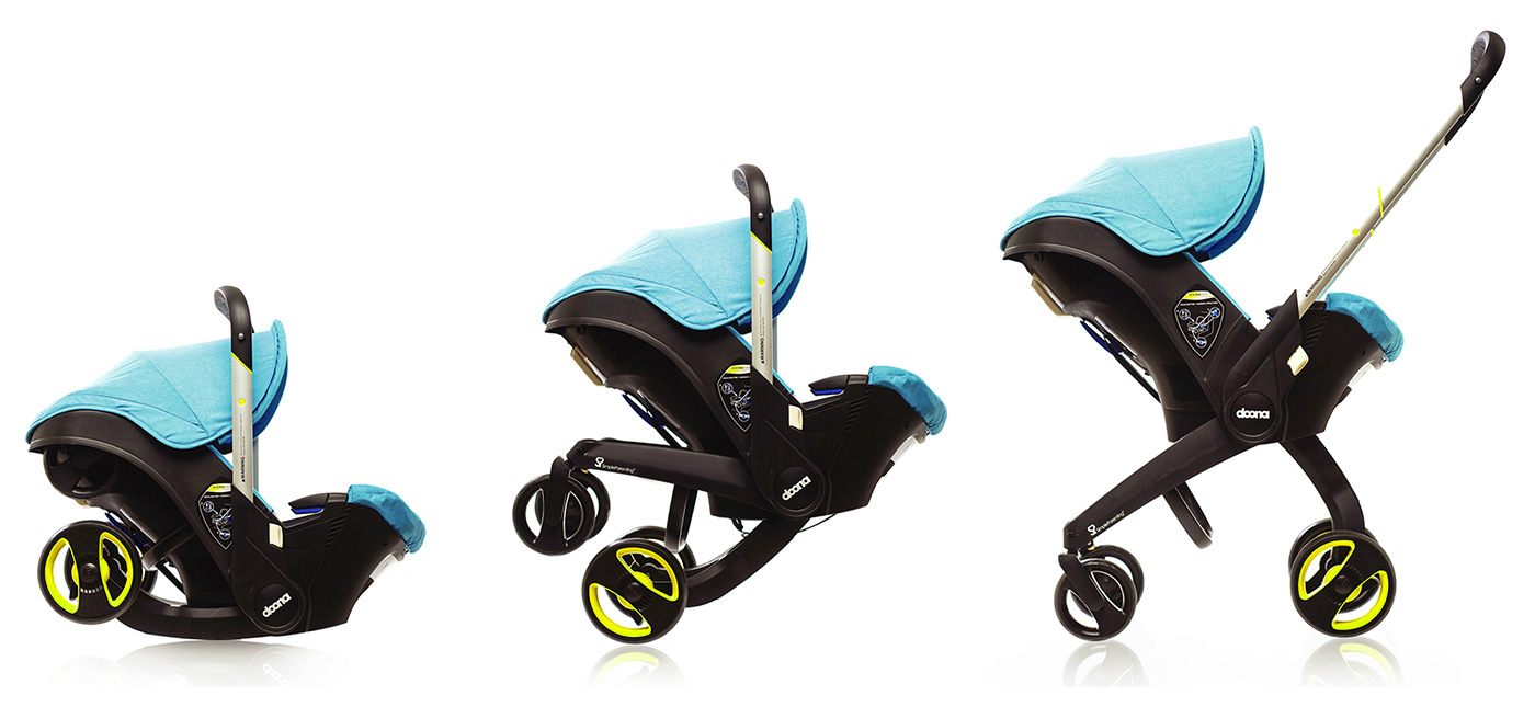 Doona Car Seat Stroller All New Free Shipping