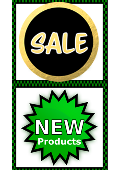 Sale and New Products