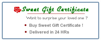 Buy SweetGift Certificate !