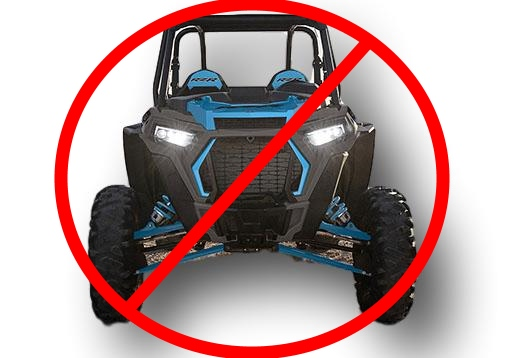 2015 2018 Rzr Front Brush Guard Does Not Fit 2019 1000