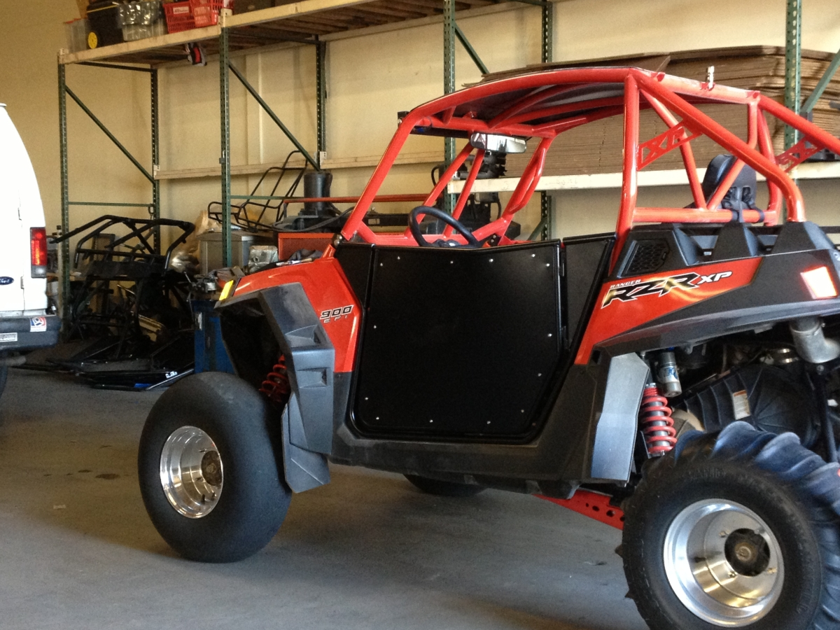 Free Shipping is FedEx Ground only (1-4 business days) We also ship to Canada add the item to the shopping cart for a shipping calculator. These doors are ... & RZR Bear Claw Doors V.2 - Black *FREE SHIPPING!