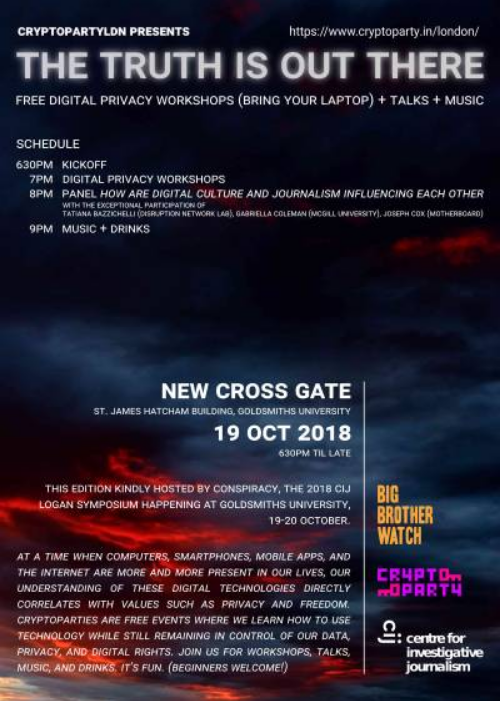 CryptoPartyDN-Fri19Oct2018-Goldsmiths.PNG
