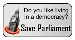 Save Parliament: Legislative and Regulatory Reform Bill (and other issues)