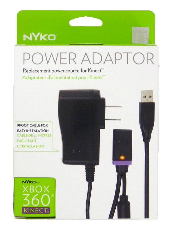 Original Xbox Live Starter Kit Nyko Xbox 360 Kinect A...